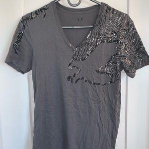 Armani Exchange Men's t-shirt.